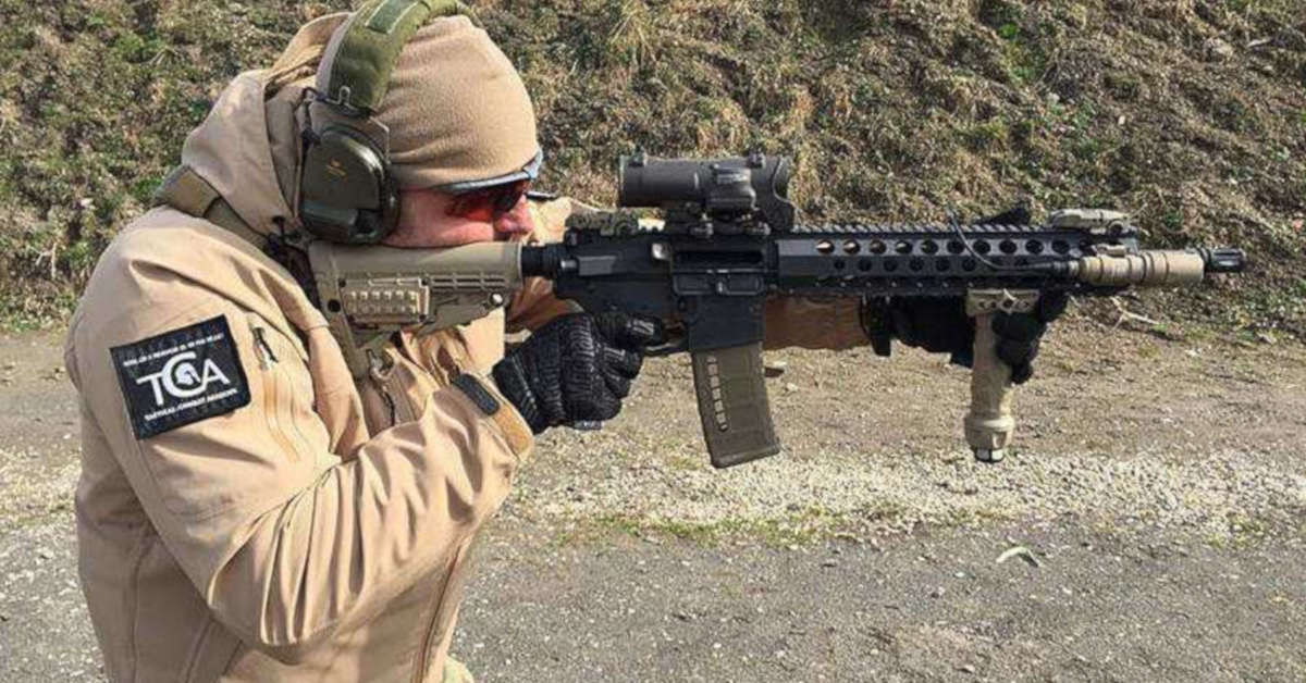 Rifle Courses Tactical Shooting Course Rifle M4ar15 Level 1
